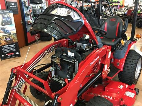 2019 Mahindra eMAX 22L HST in Evansville, Indiana - Photo 7