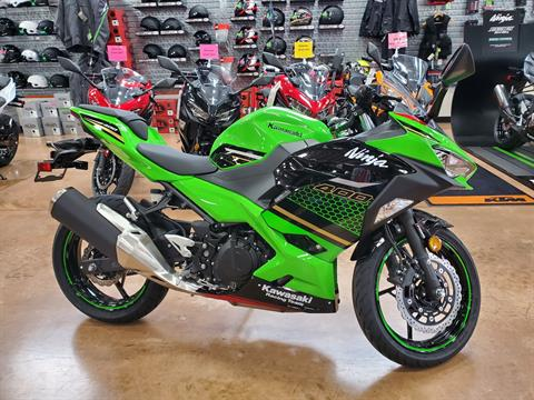 2020 Kawasaki Ninja 400 KRT Edition in Evansville, Indiana - Photo 1