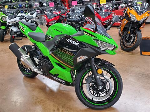 2020 Kawasaki Ninja 400 KRT Edition in Evansville, Indiana - Photo 2
