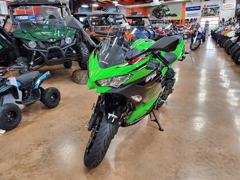 2020 Kawasaki Ninja 400 KRT Edition in Evansville, Indiana - Photo 4