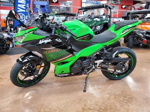 2020 Kawasaki Ninja 400 KRT Edition in Evansville, Indiana - Photo 5