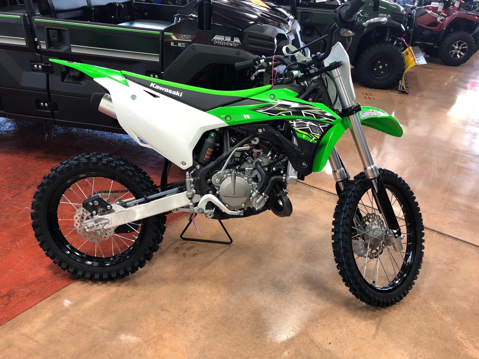 2019 Kawasaki KX 100 for sale 5597