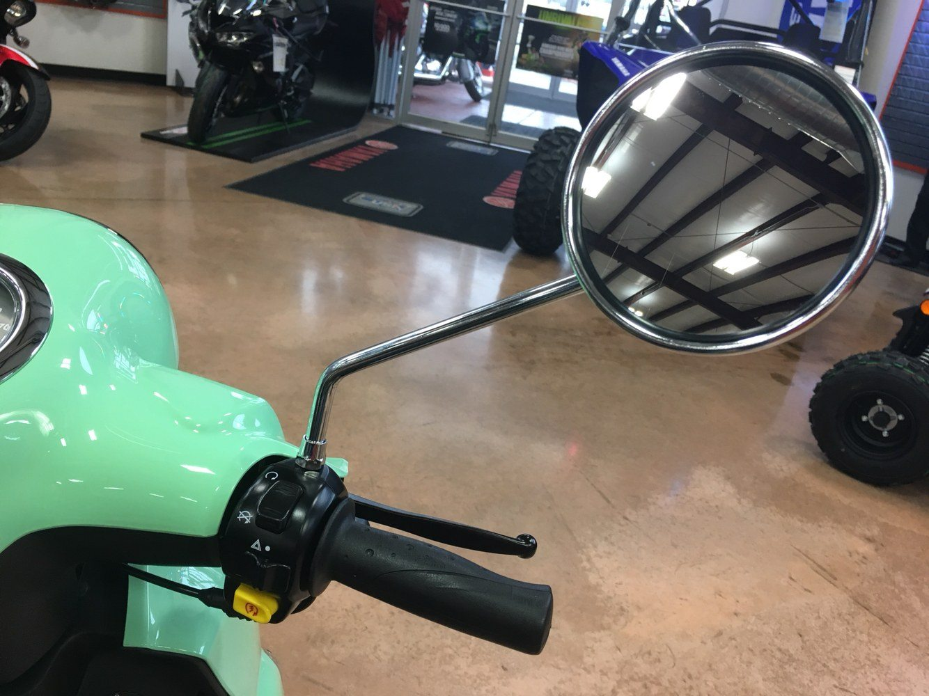 2019 Genuine Scooters Buddy 50 in Evansville, Indiana - Photo 18