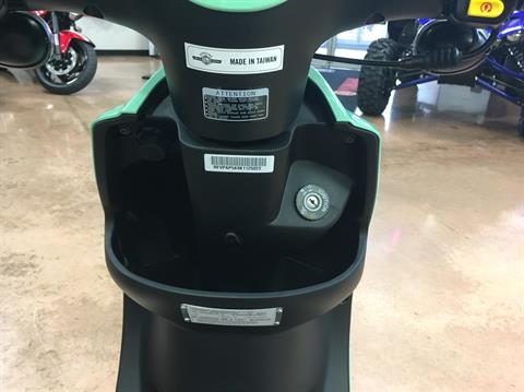 2019 Genuine Scooters Buddy 50 in Evansville, Indiana - Photo 20