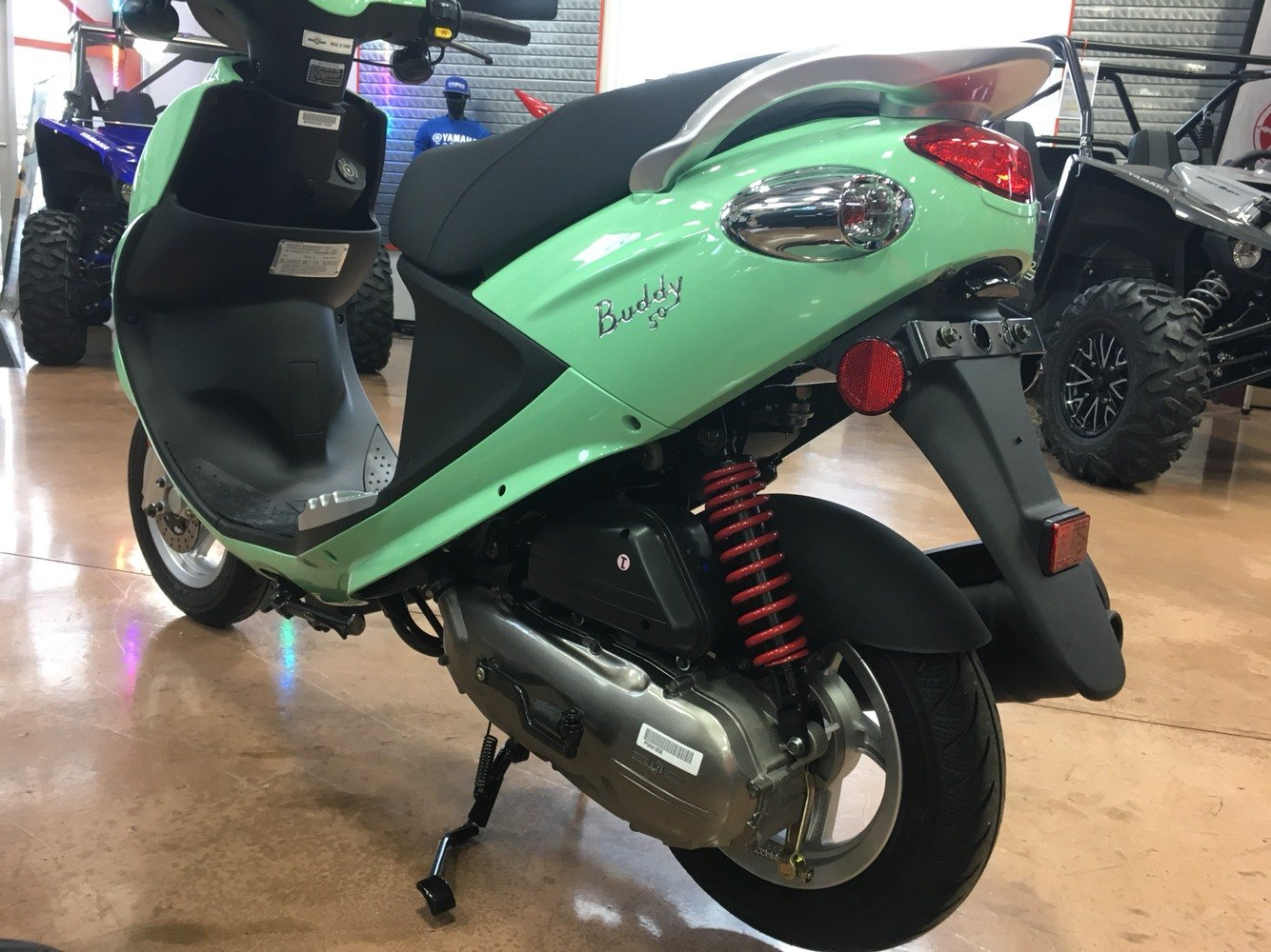 2019 Genuine Scooters Buddy 50 in Evansville, Indiana - Photo 27