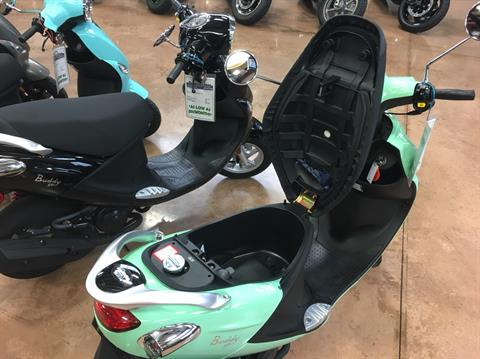 2019 Genuine Scooters Buddy 50 in Evansville, Indiana - Photo 32