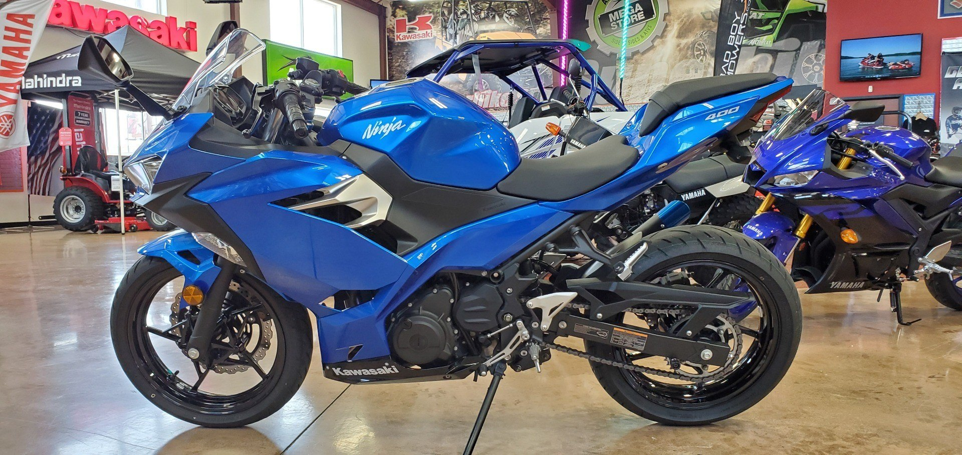 2018 Kawasaki Ninja 400 in Evansville, Indiana - Photo 4