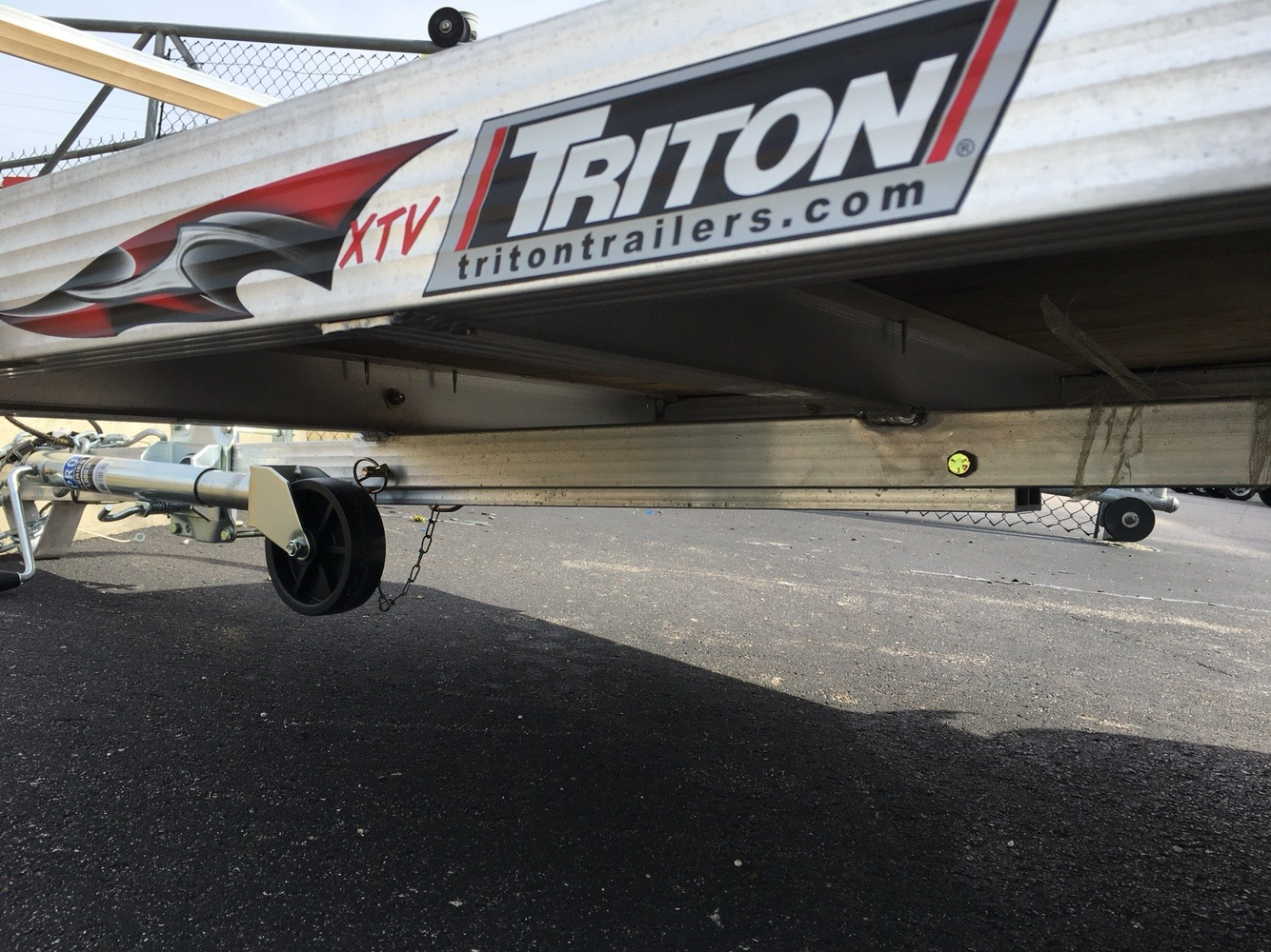 2016 Triton Trailers XTV in Evansville, Indiana - Photo 18