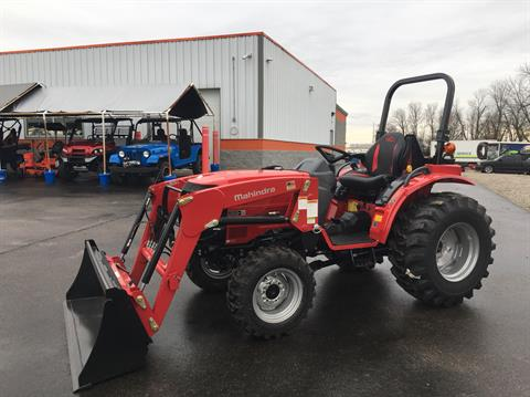 2018 Mahindra 1626 4WD HST in Evansville, Indiana