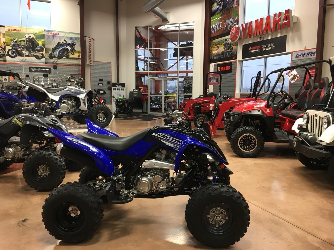 2019 Yamaha Raptor 700R 3