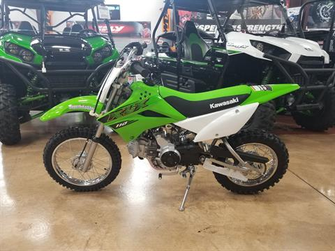 2020 Kawasaki KLX 110 in Evansville, Indiana - Photo 7