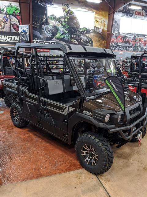 2020 Kawasaki Mule PRO-FXT Ranch Edition in Evansville, Indiana - Photo 2