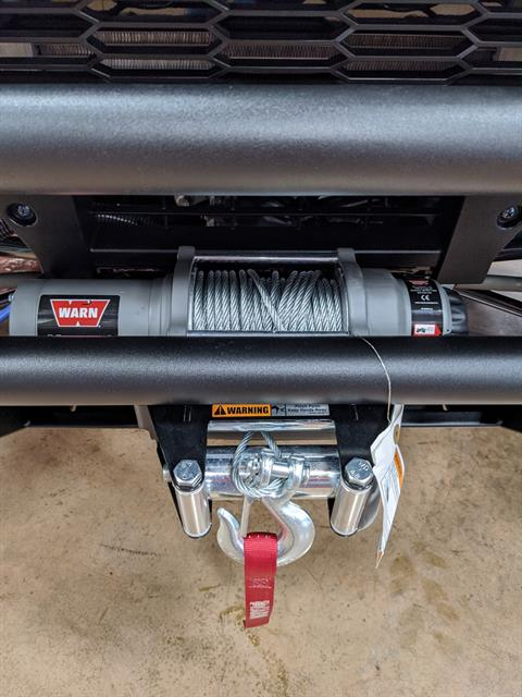 2020 Kawasaki Mule PRO-FXT Ranch Edition in Evansville, Indiana - Photo 4