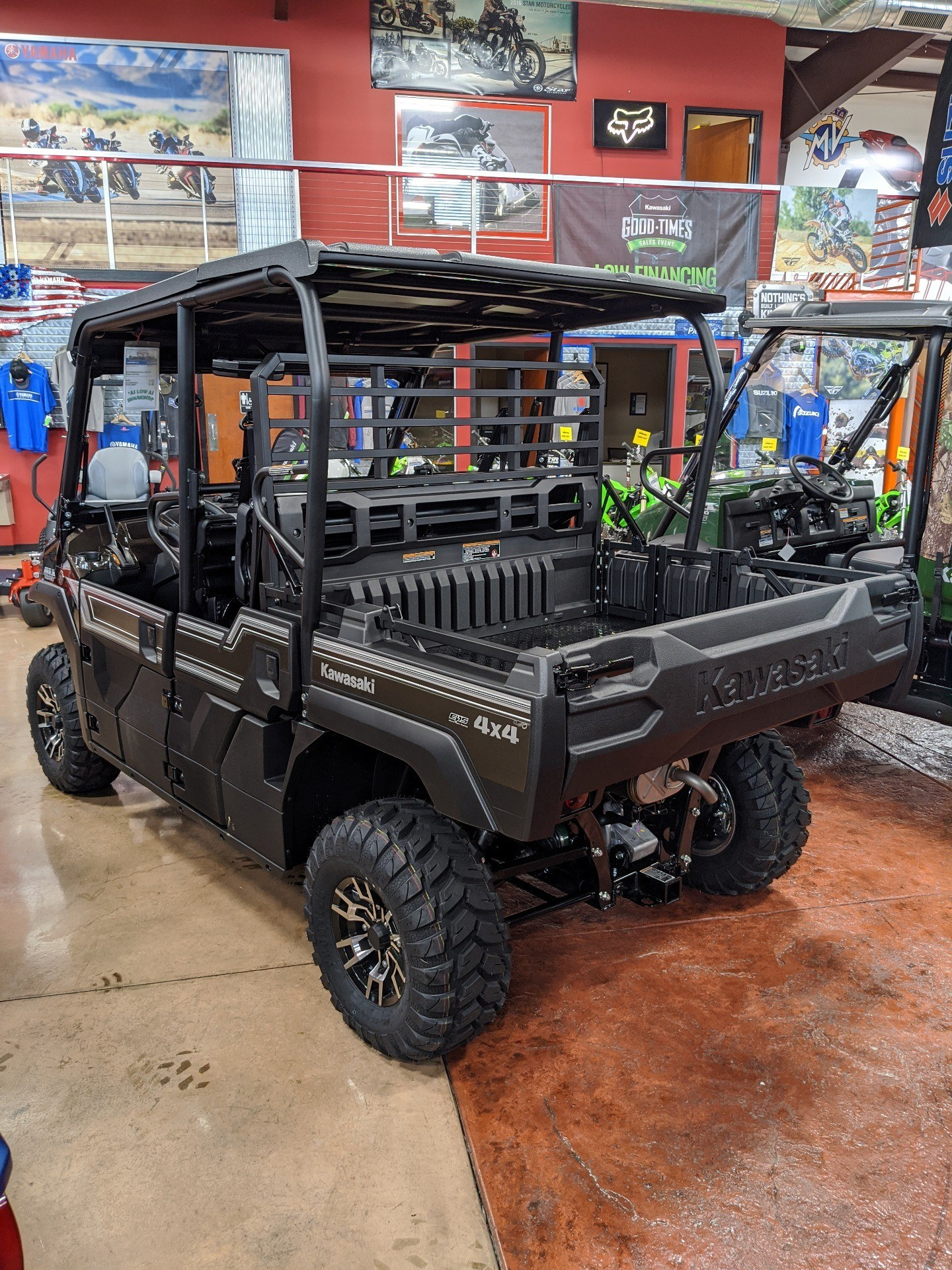 2020 Kawasaki Mule PRO-FXT Ranch Edition in Evansville, Indiana - Photo 6