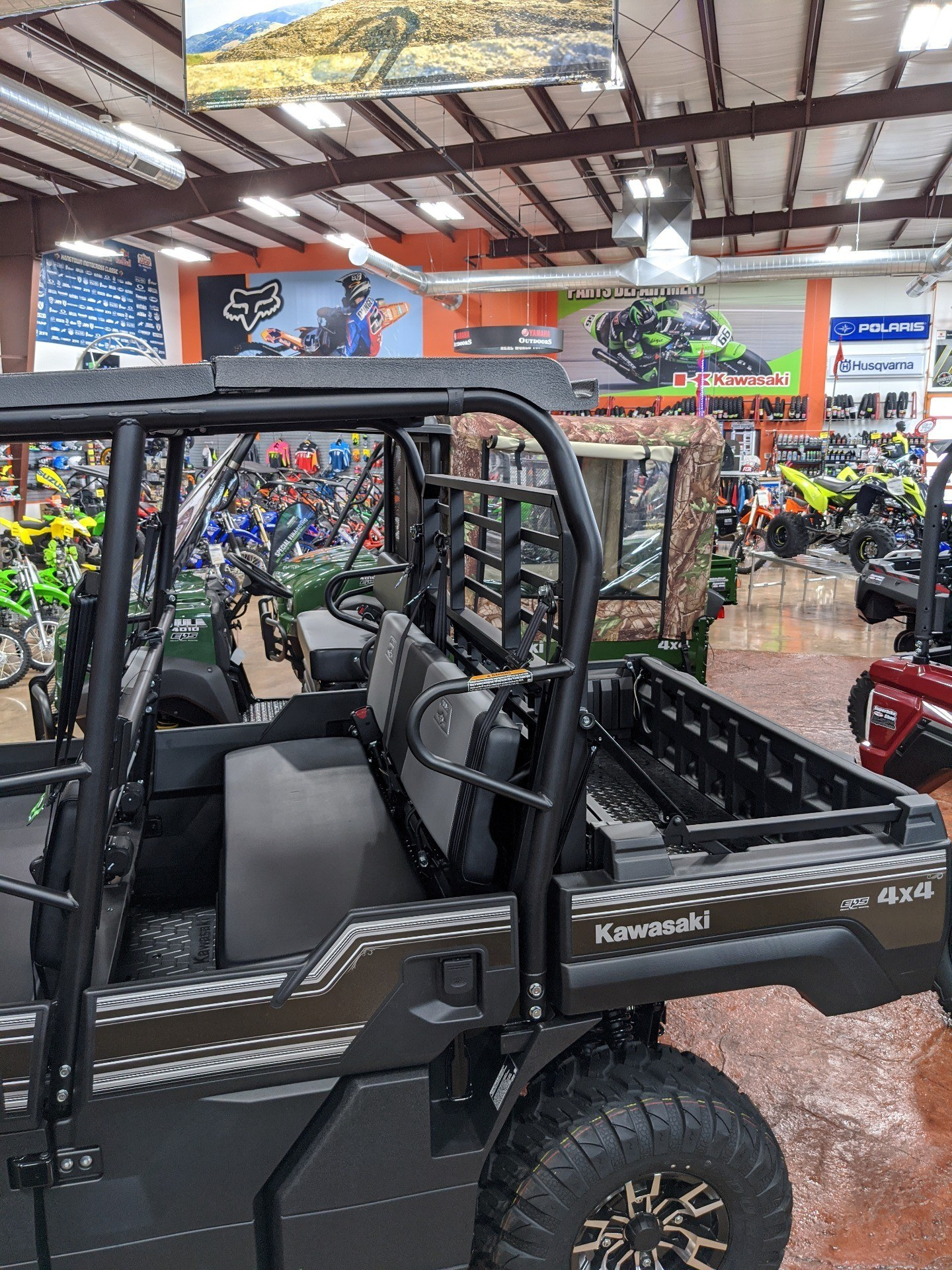 2020 Kawasaki Mule PRO-FXT Ranch Edition in Evansville, Indiana - Photo 8