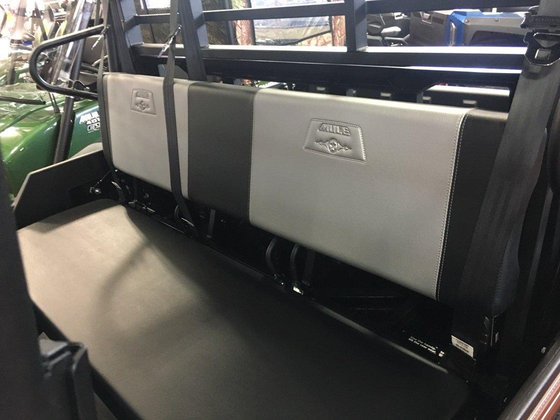 2020 Kawasaki Mule PRO-FXT Ranch Edition 5