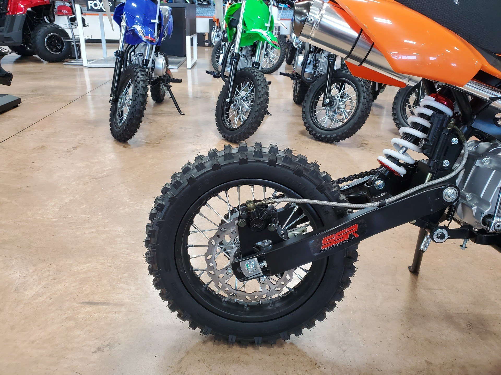 2021 SSR Motorsports SR125 in Evansville, Indiana - Photo 7