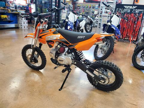 2021 SSR Motorsports SR125 in Evansville, Indiana - Photo 4