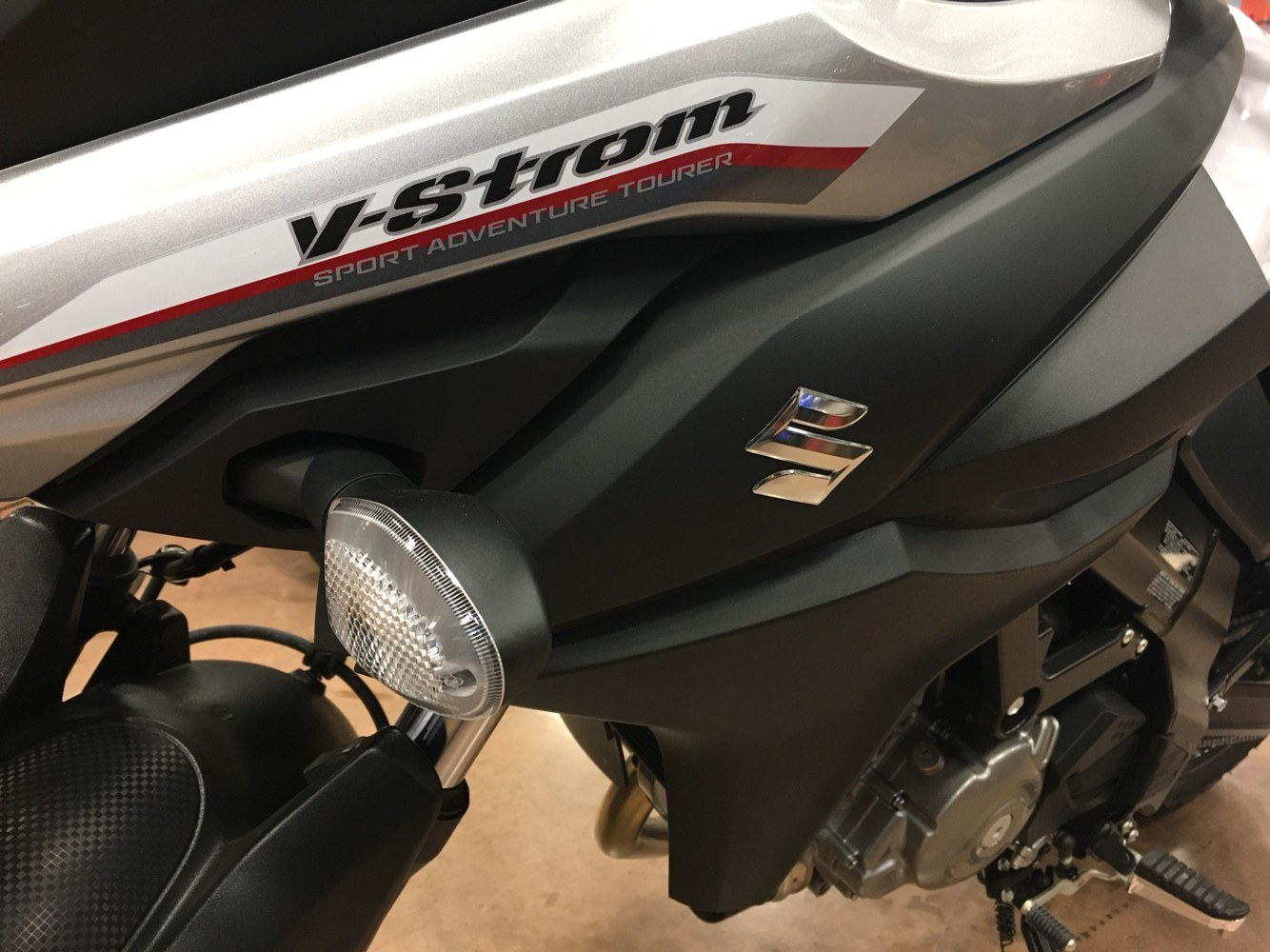 2017 Suzuki V-Strom 650 in Evansville, Indiana - Photo 20