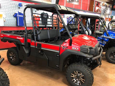 2018 Kawasaki Mule PRO-FX EPS LE in Evansville, Indiana