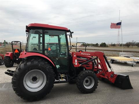 2019 Mahindra 2655 HST Cab in Evansville, Indiana