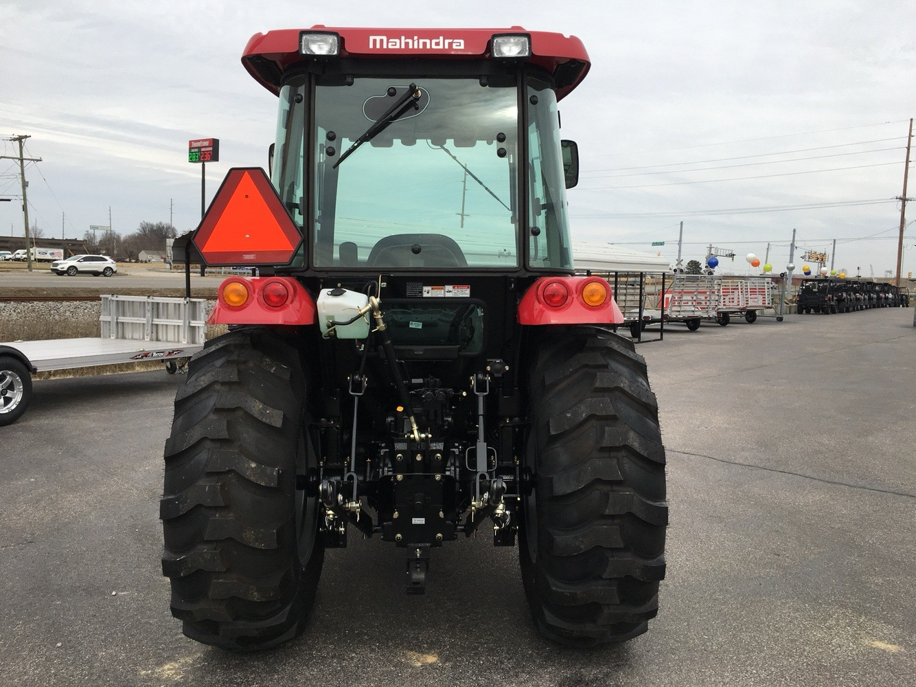 2019 Mahindra 2655 HST Cab in Evansville, Indiana - Photo 7