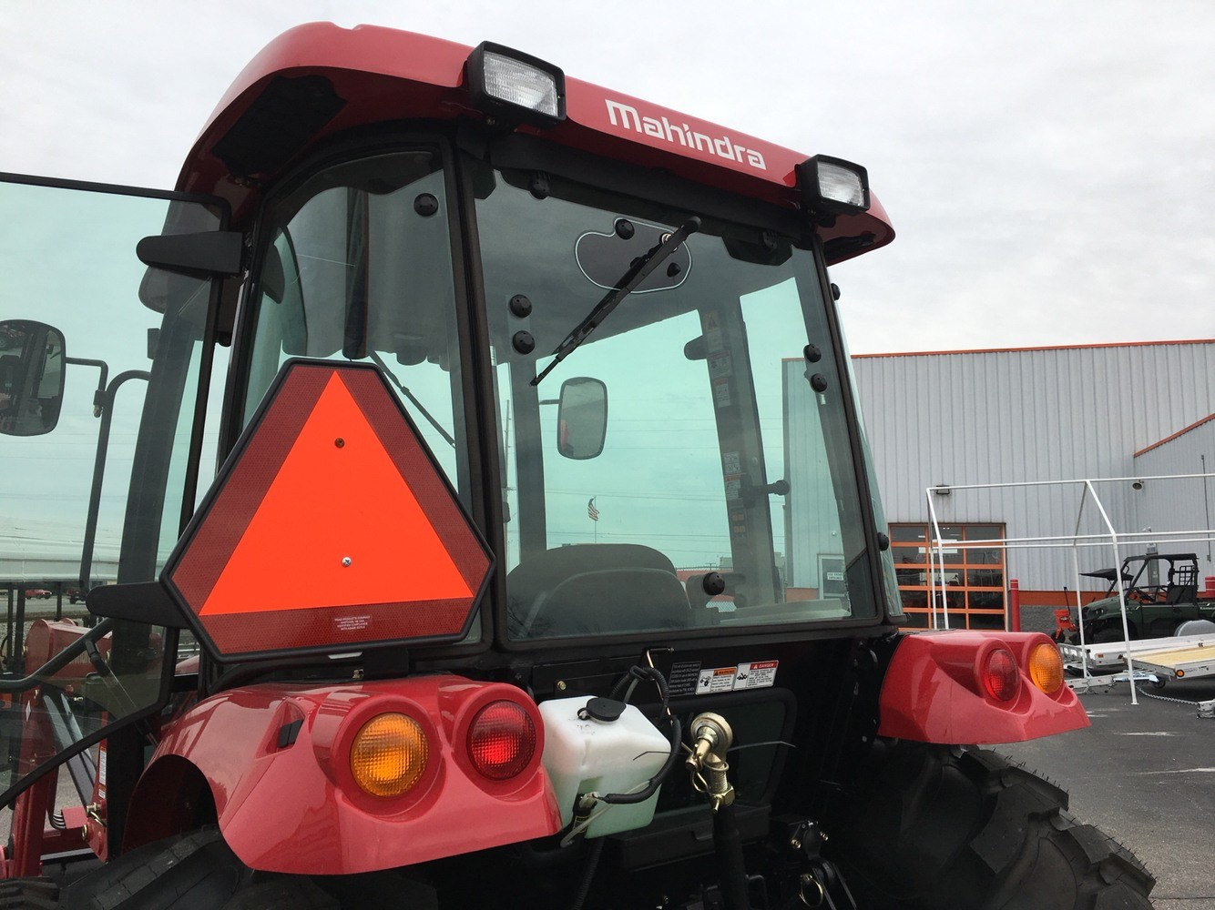 2019 Mahindra 2655 HST Cab in Evansville, Indiana - Photo 21