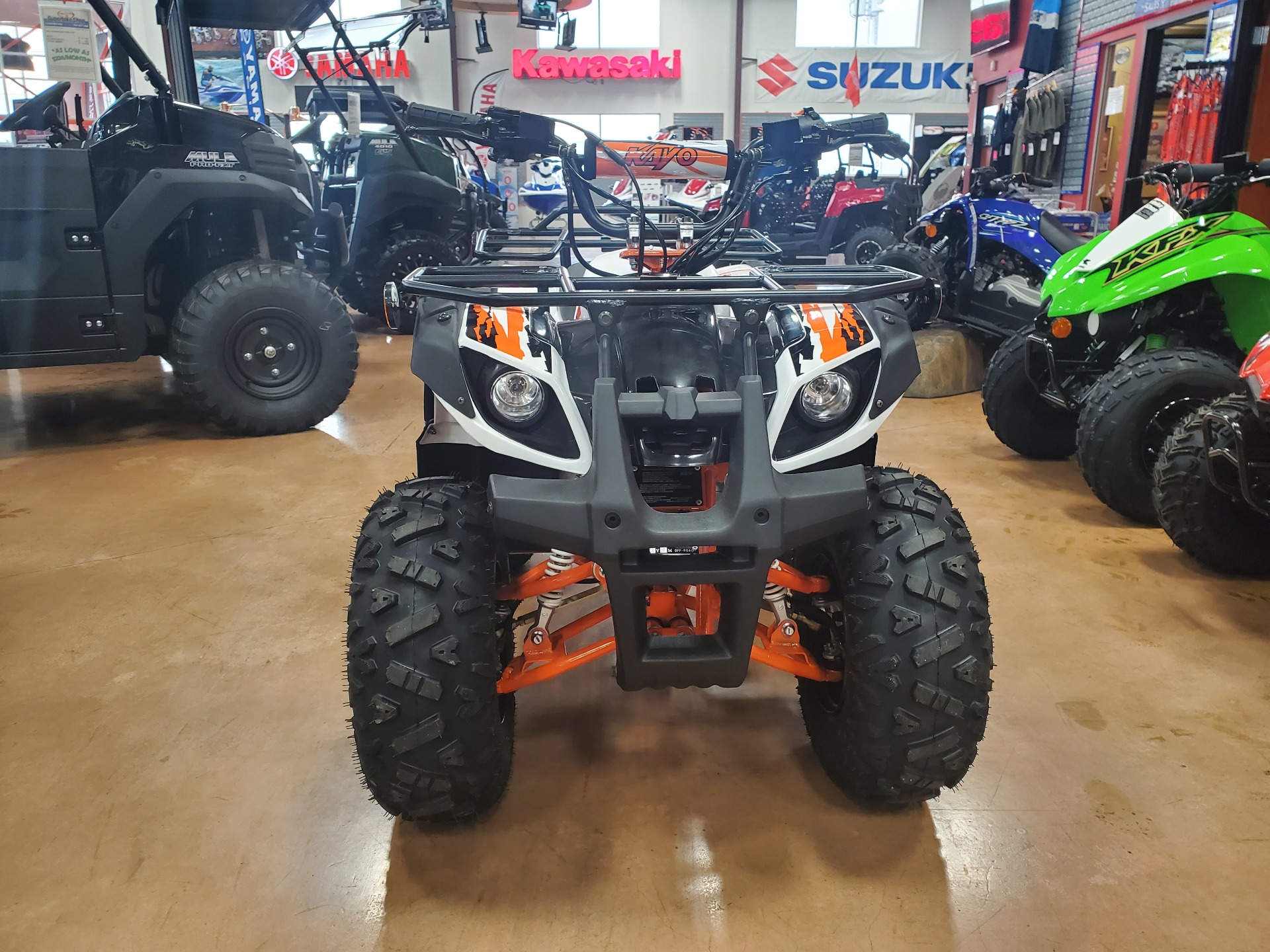 2020 Kayo Bull 125 in Evansville, Indiana - Photo 3