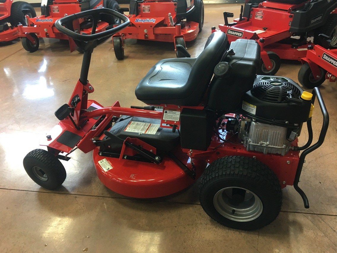 New 2019 Snapper Classic Rear Engine Rider 3315525bve Zero Turn Mower Lawn Mowers In Evansville In Stock Number 0655548