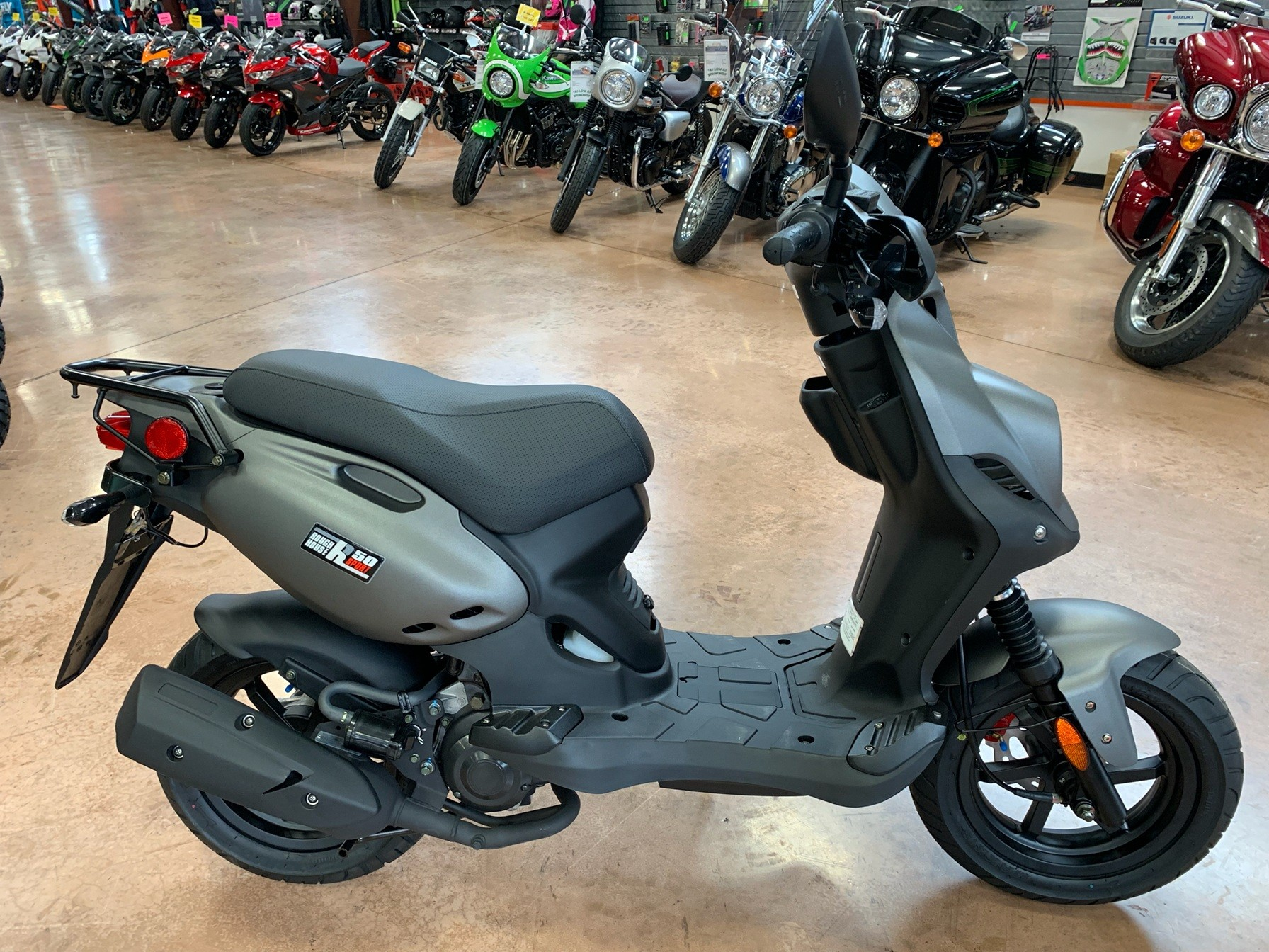 2020 Genuine Scooters Roughhouse 50 Sport in Evansville, Indiana - Photo 1