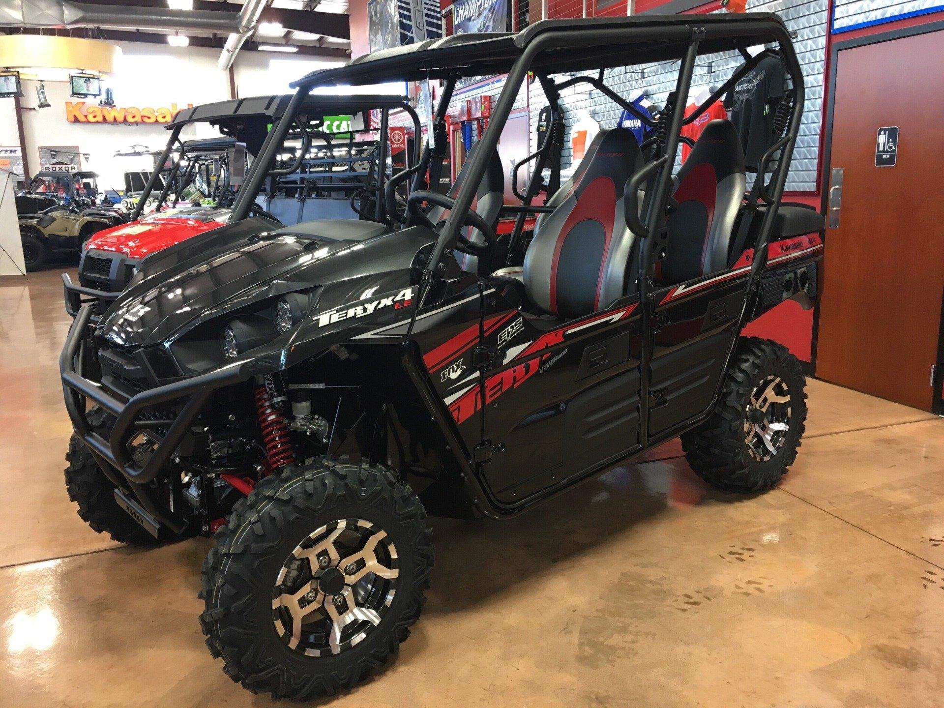 2019 Kawasaki Teryx4 LE 8