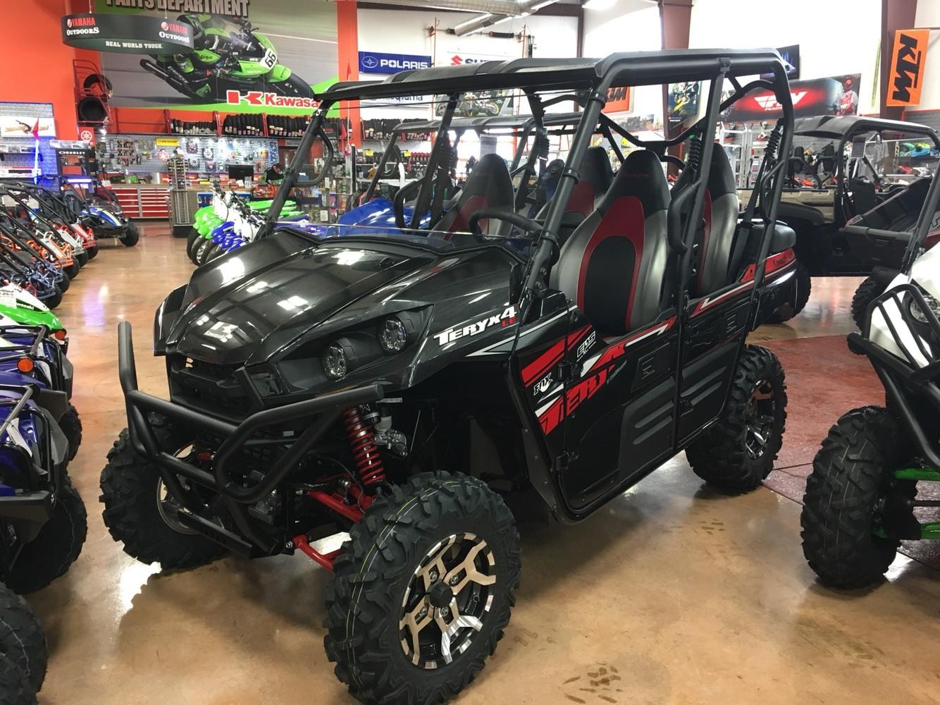 2019 Kawasaki Teryx4 LE 2