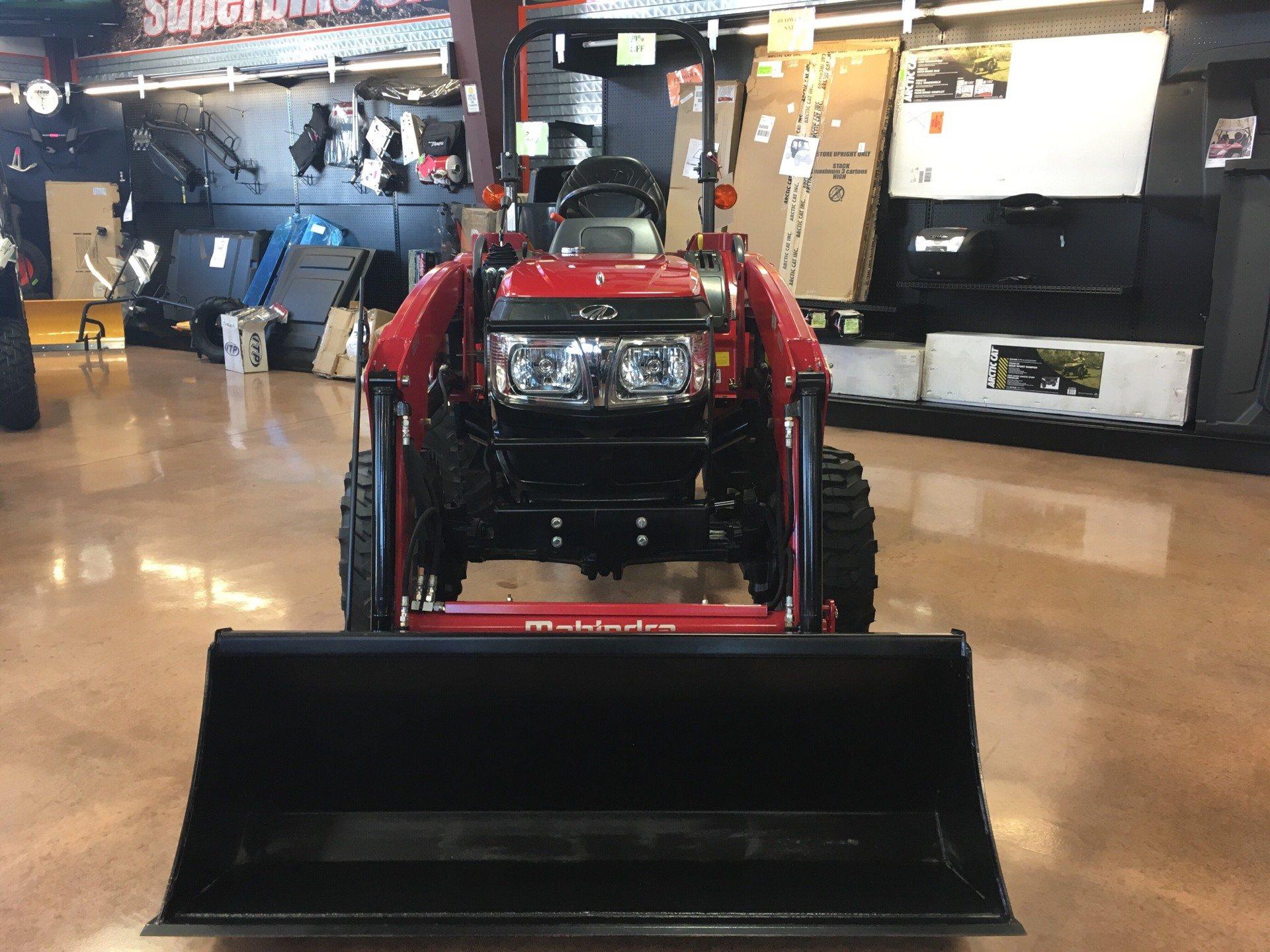 2017  1526 4WD HST 5