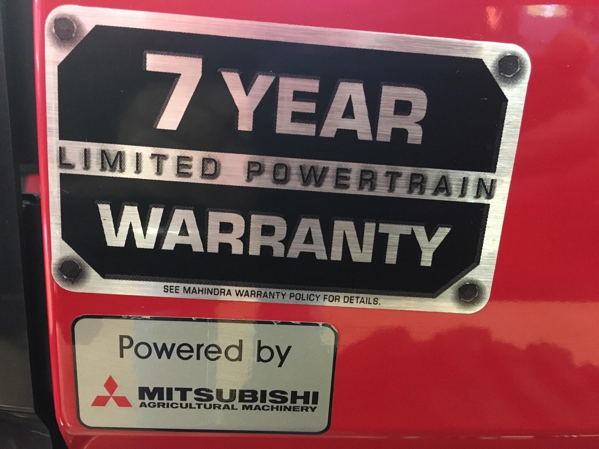 2017  1526 4WD HST 8