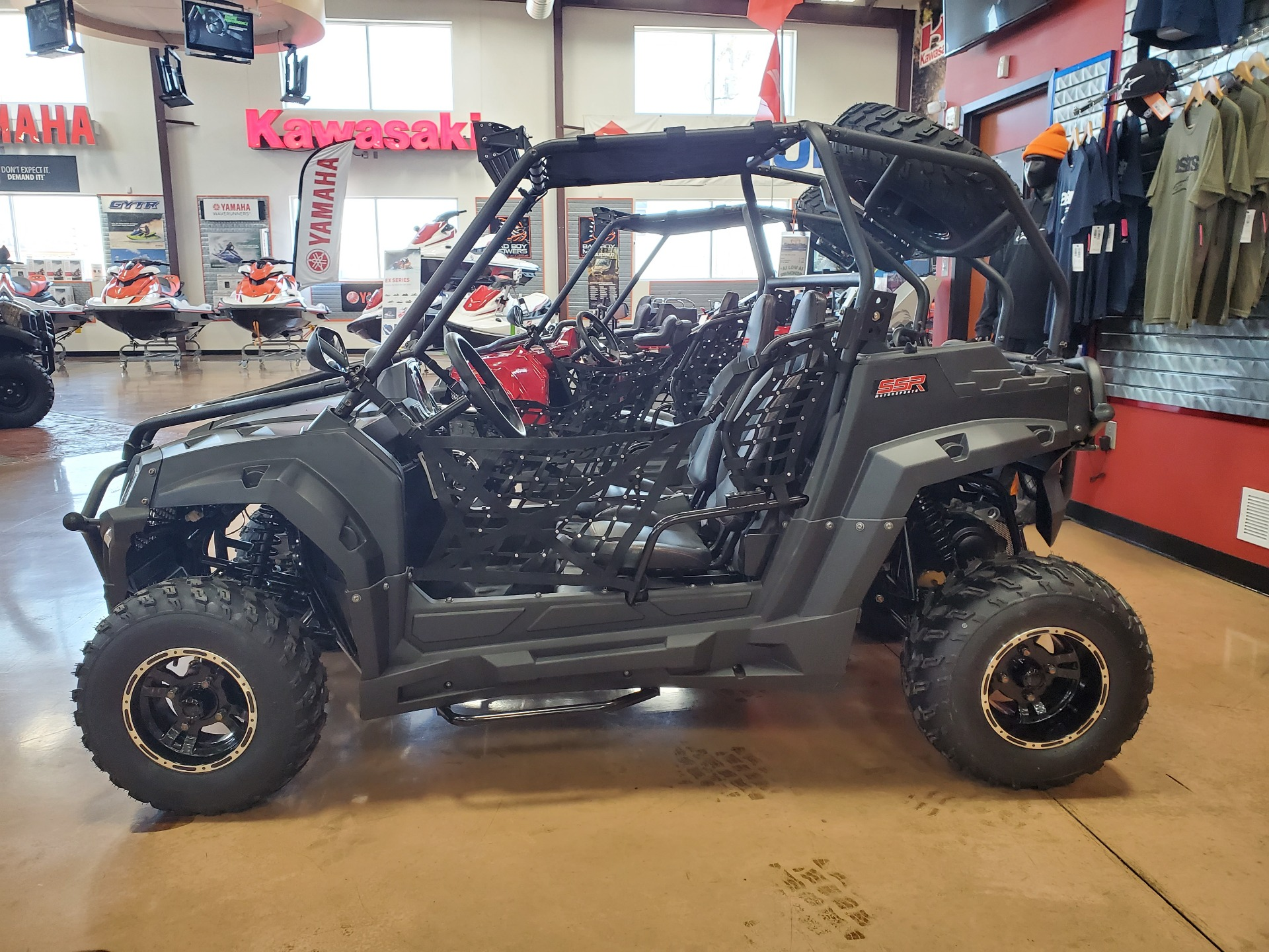 2021 SSR Motorsports SRU170RS in Evansville, Indiana - Photo 2