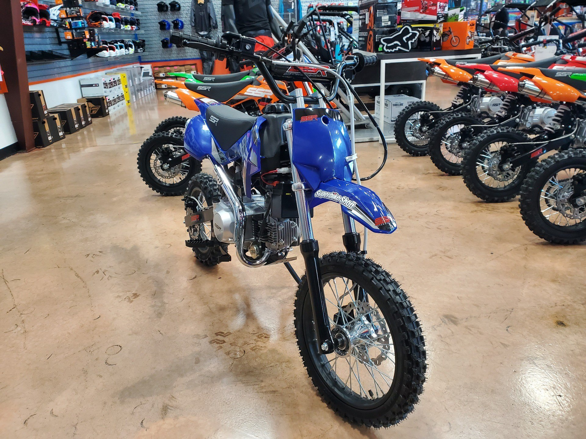 2021 SSR Motorsports SR125 Auto in Evansville, Indiana - Photo 2