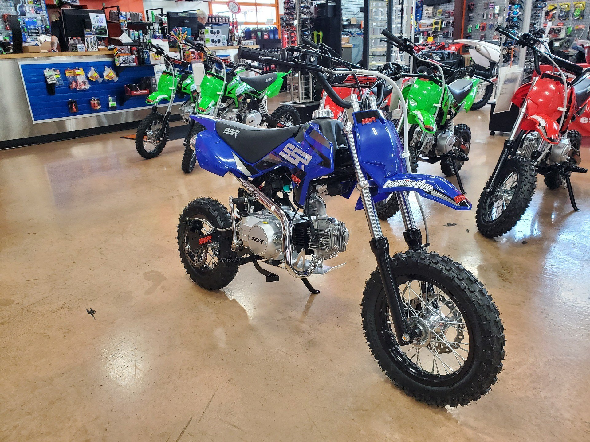 2021 SSR Motorsports SR110DX in Evansville, Indiana - Photo 2