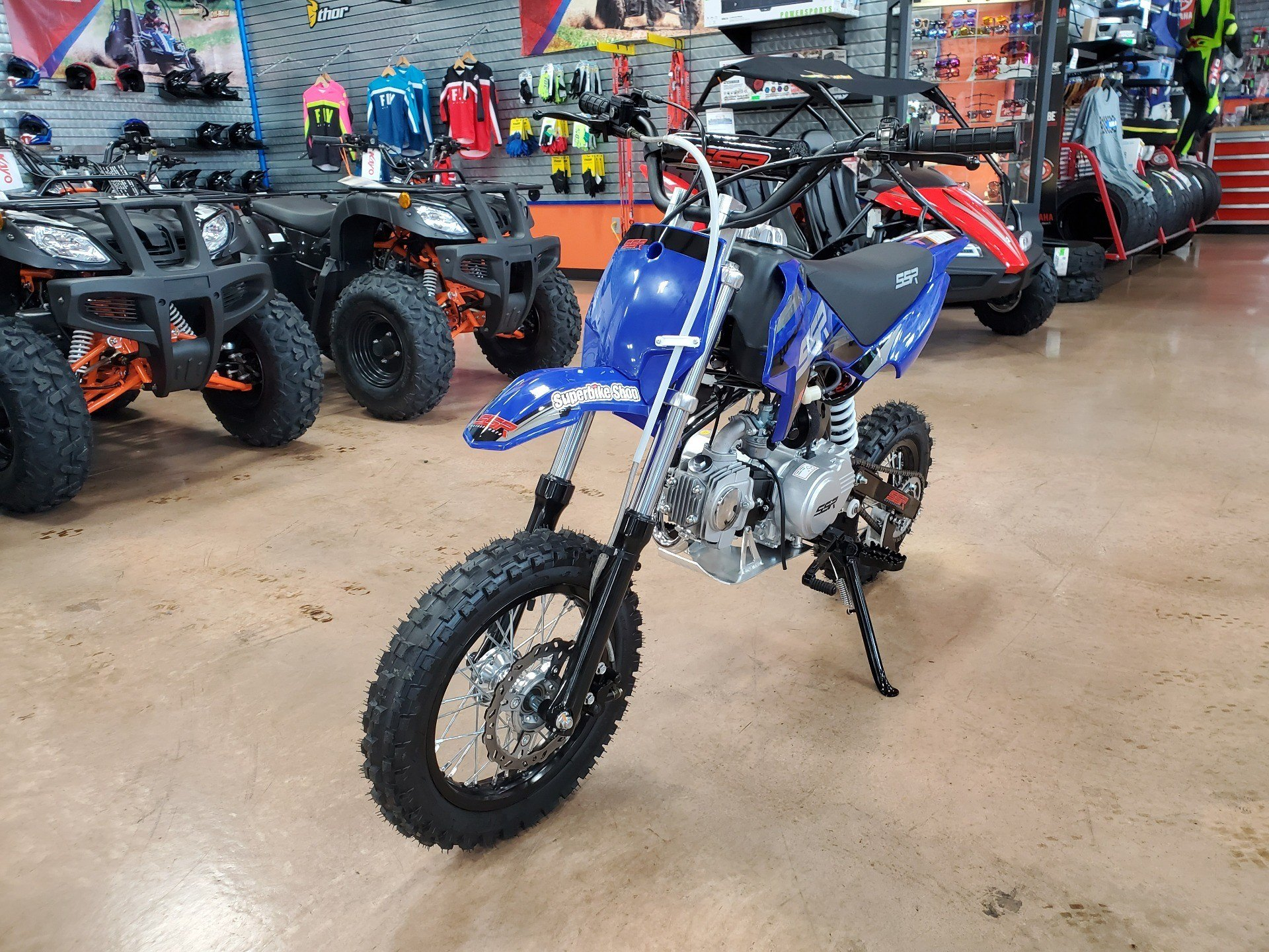 2021 SSR Motorsports SR110DX in Evansville, Indiana - Photo 4