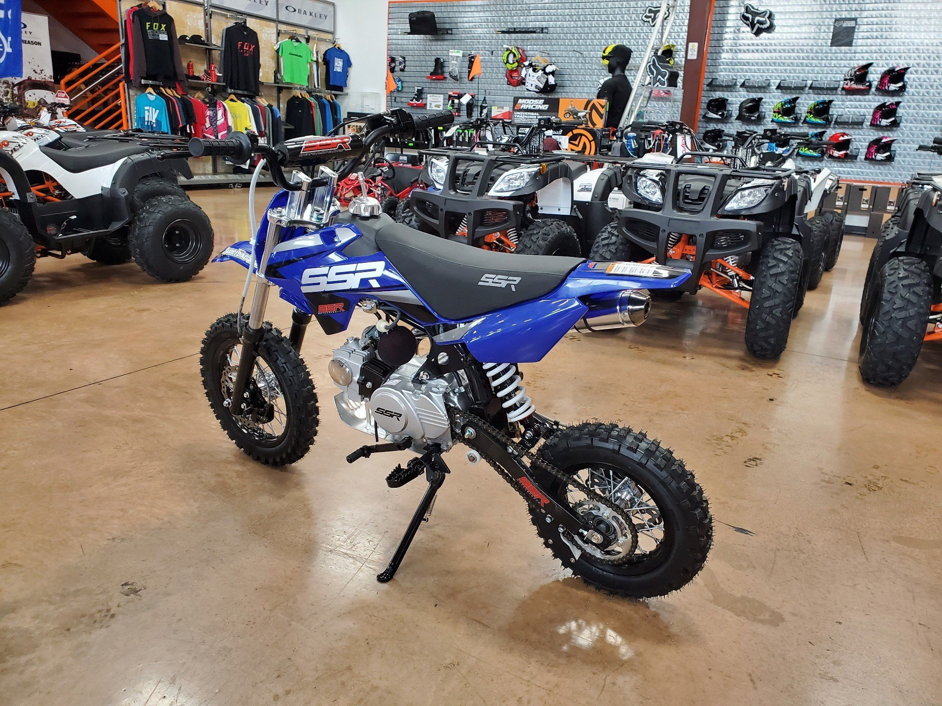 2021 SSR Motorsports SR110DX in Evansville, Indiana - Photo 5