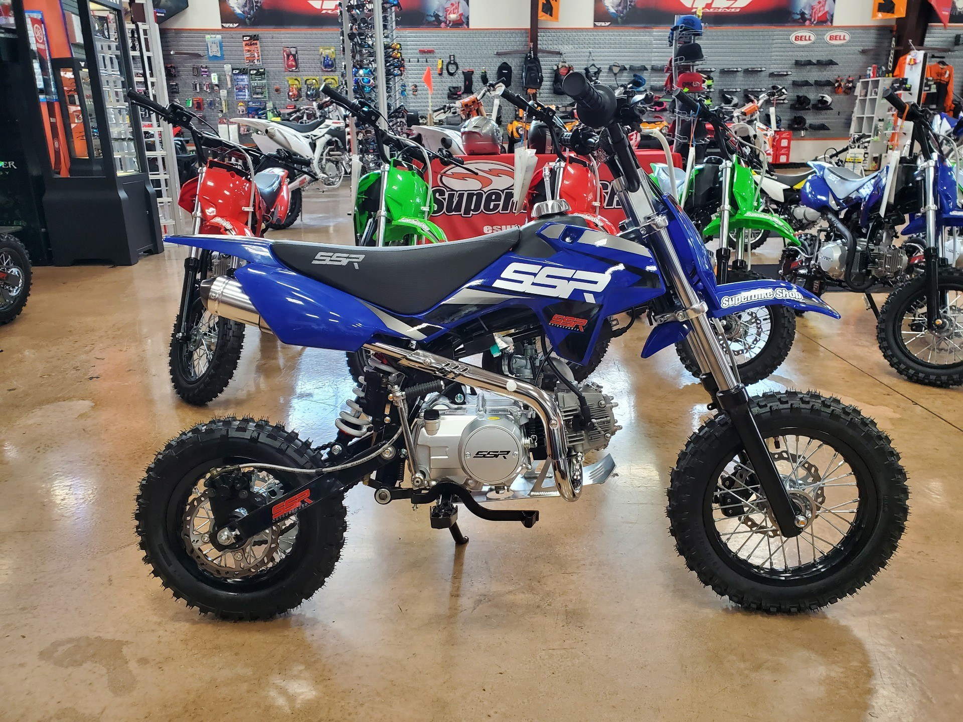 2021 SSR Motorsports SR110DX in Evansville, Indiana - Photo 1