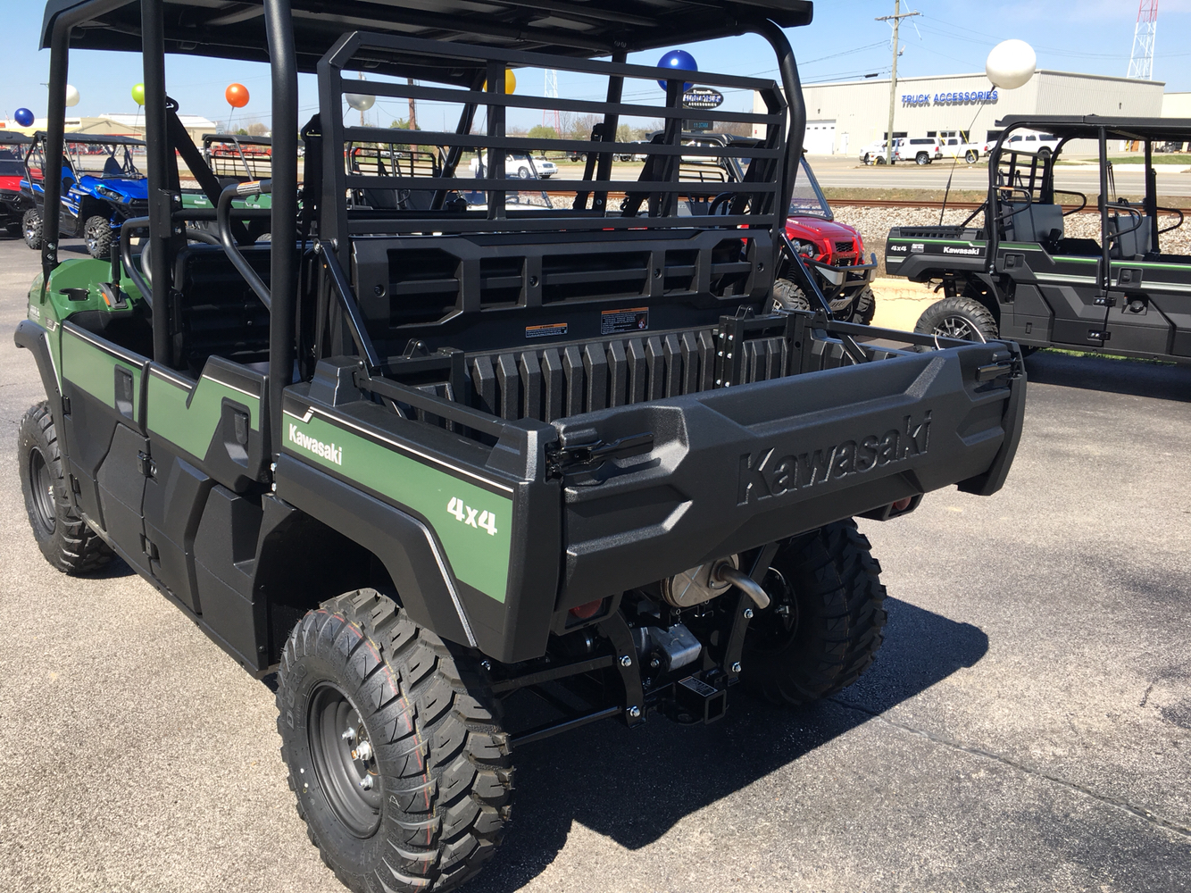 2019 Kawasaki Mule PRO-FXT EPS in Evansville, Indiana - Photo 4