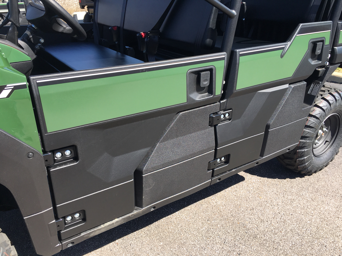 2019 Kawasaki Mule PRO-FXT EPS in Evansville, Indiana - Photo 10