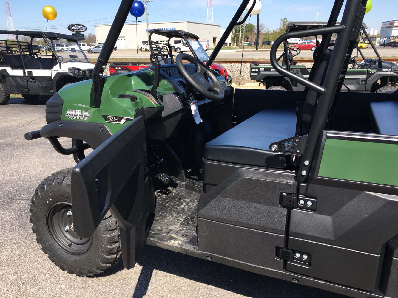 2019 Kawasaki Mule PRO-FXT EPS in Evansville, Indiana - Photo 11