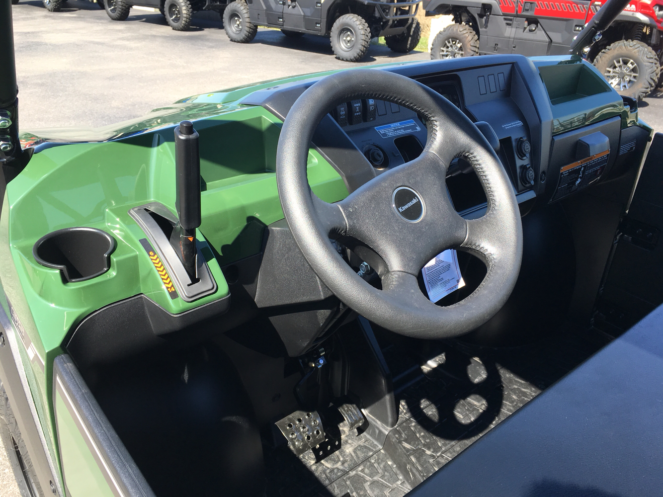 2019 Kawasaki Mule PRO-FXT EPS in Evansville, Indiana - Photo 14