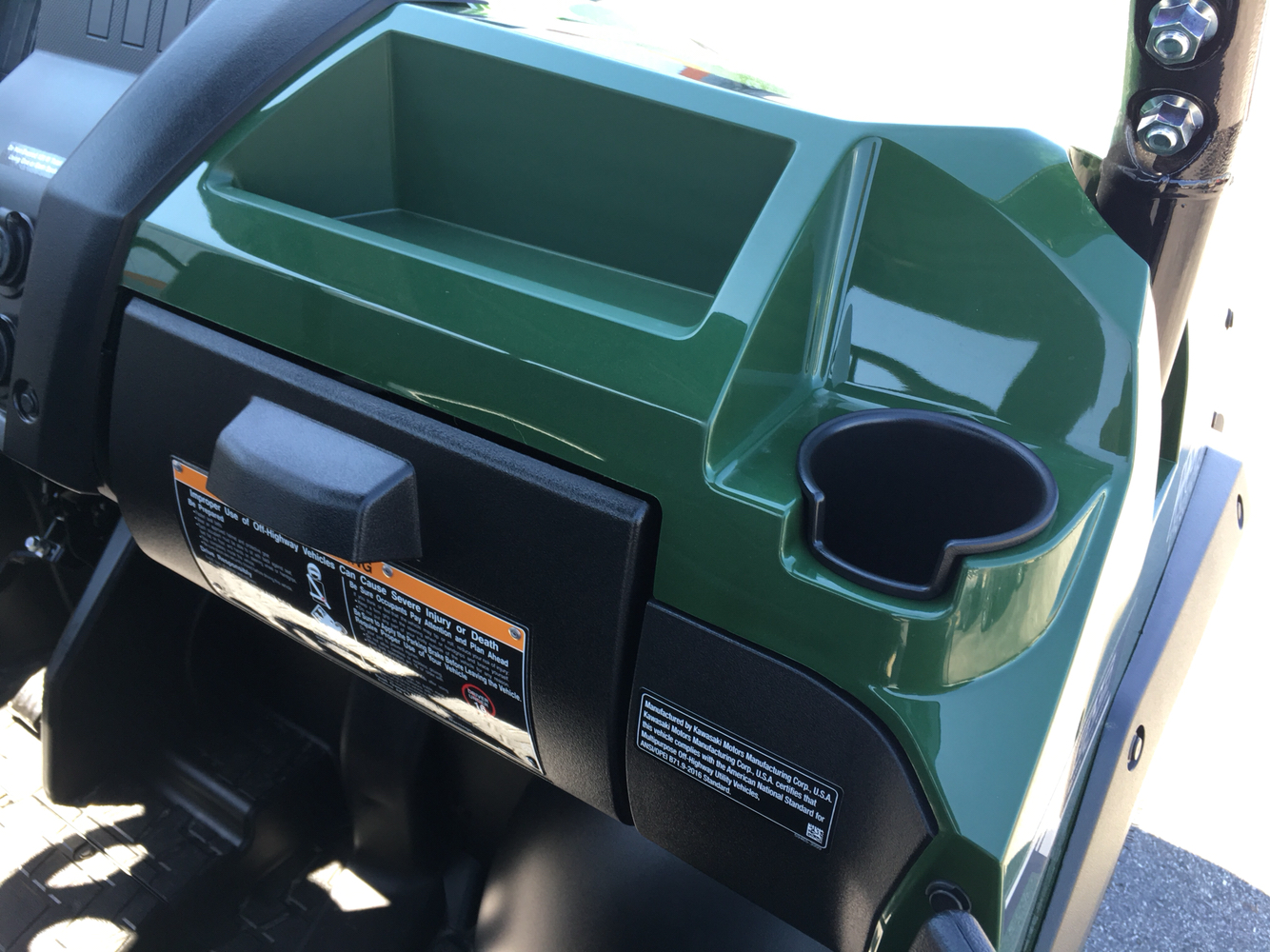 2019 Kawasaki Mule PRO-FXT EPS in Evansville, Indiana - Photo 16