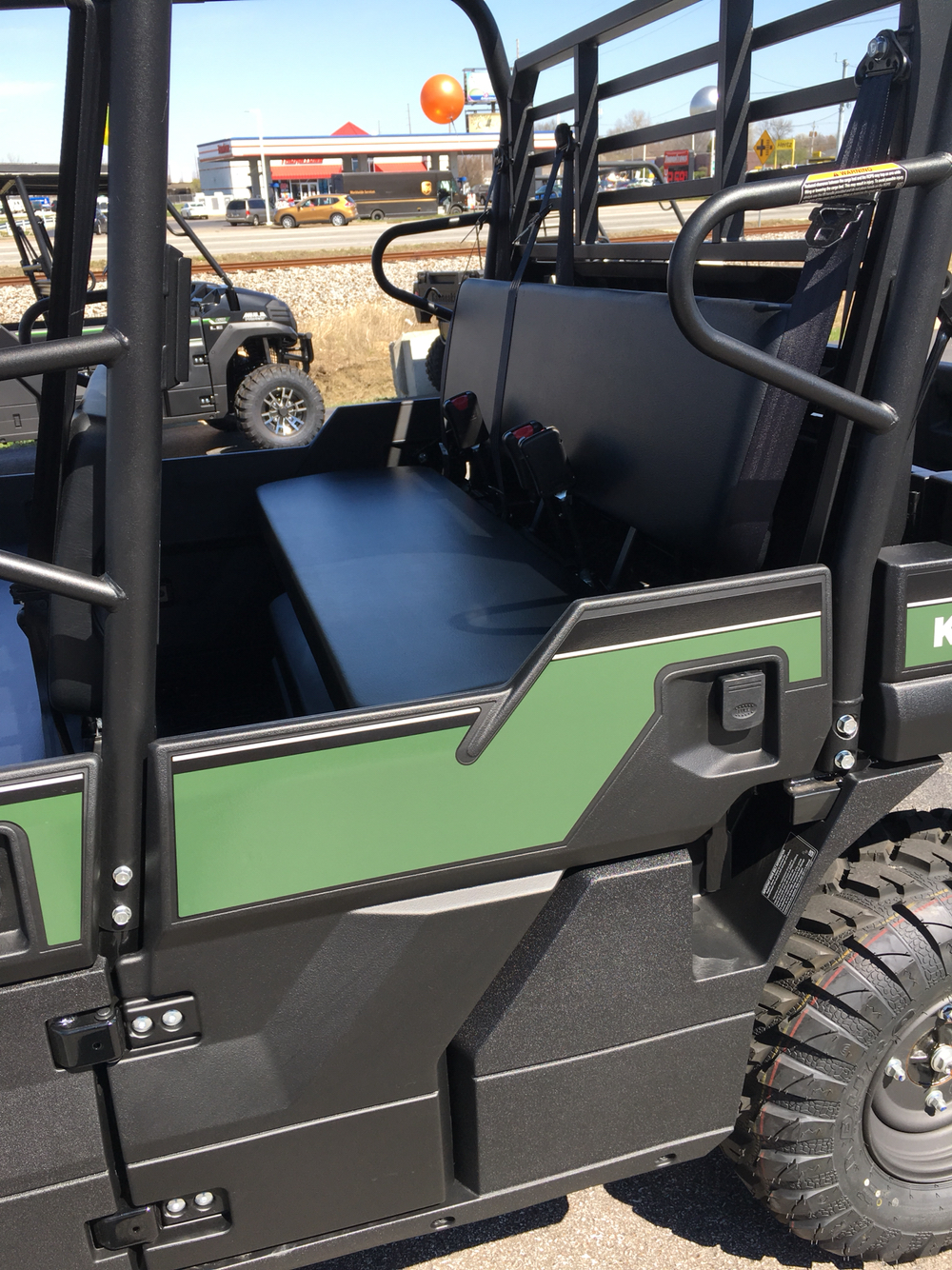 2019 Kawasaki Mule PRO-FXT EPS in Evansville, Indiana - Photo 21