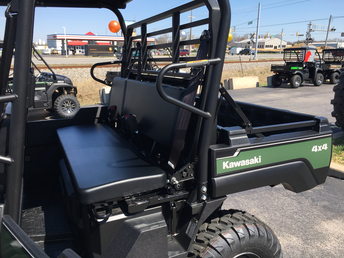 2019 Kawasaki Mule PRO-FXT EPS in Evansville, Indiana - Photo 23