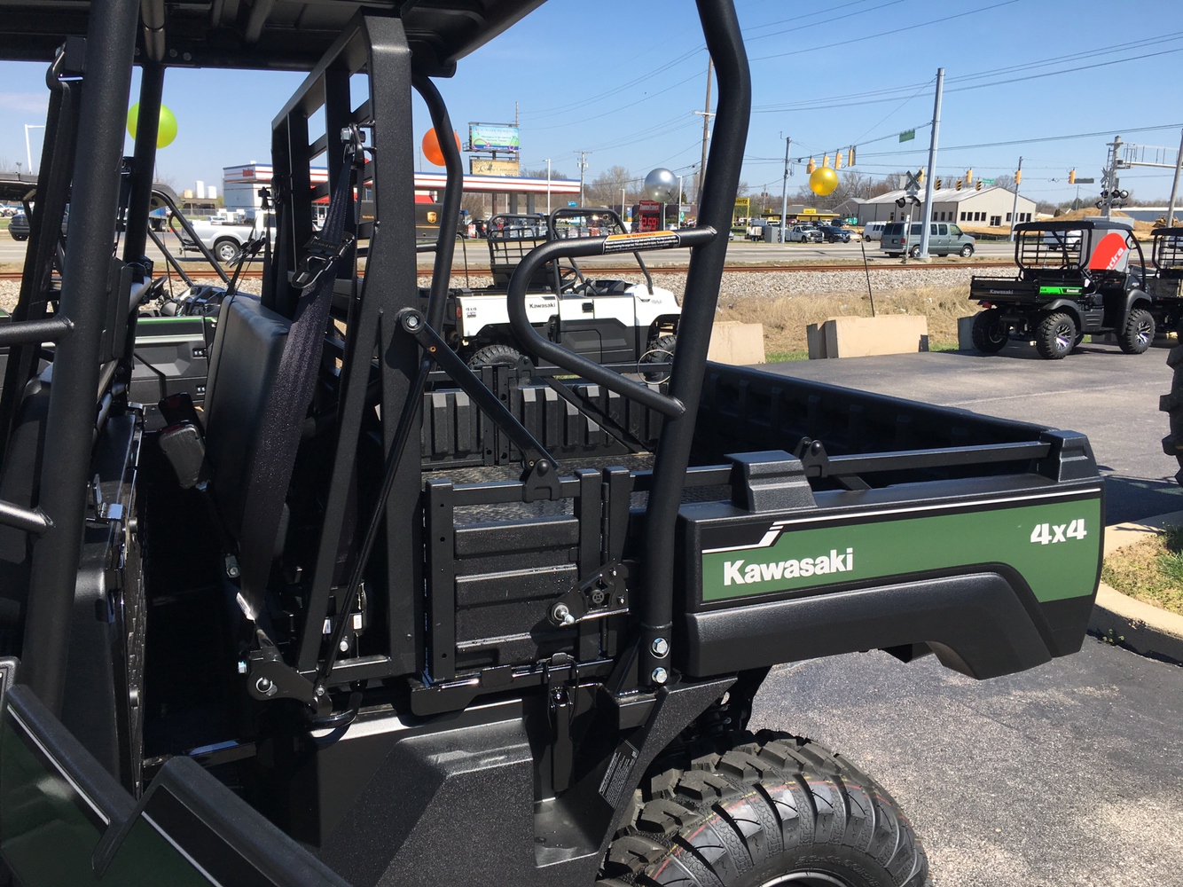 2019 Kawasaki Mule PRO-FXT EPS in Evansville, Indiana - Photo 24