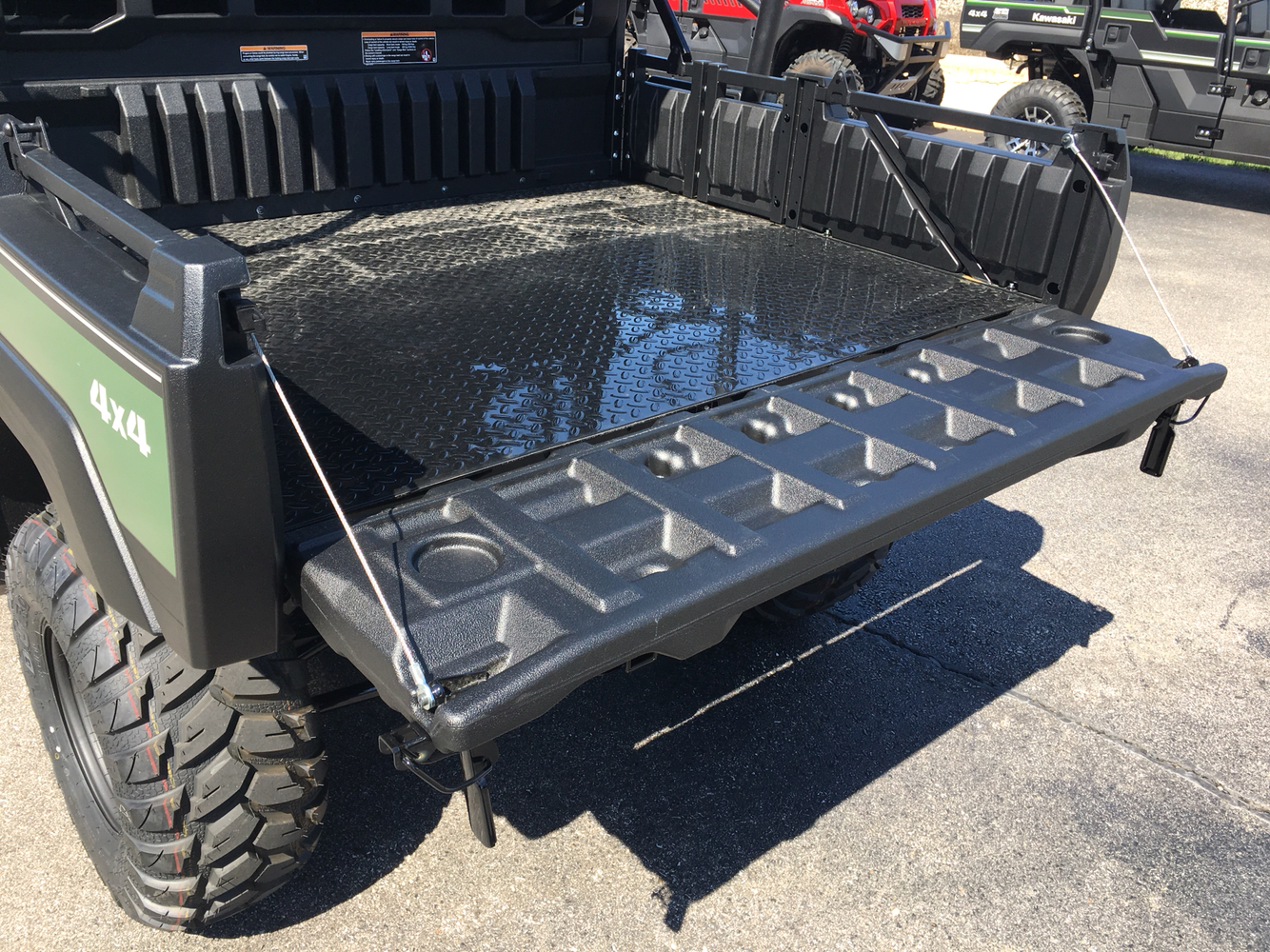 2019 Kawasaki Mule PRO-FXT EPS in Evansville, Indiana - Photo 26