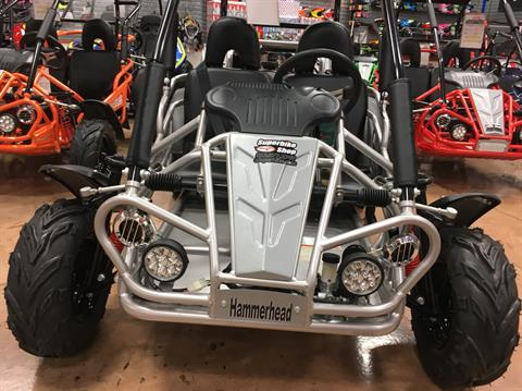 2018 Hammerhead Off-Road MudHead 208R in Evansville, Indiana - Photo 6